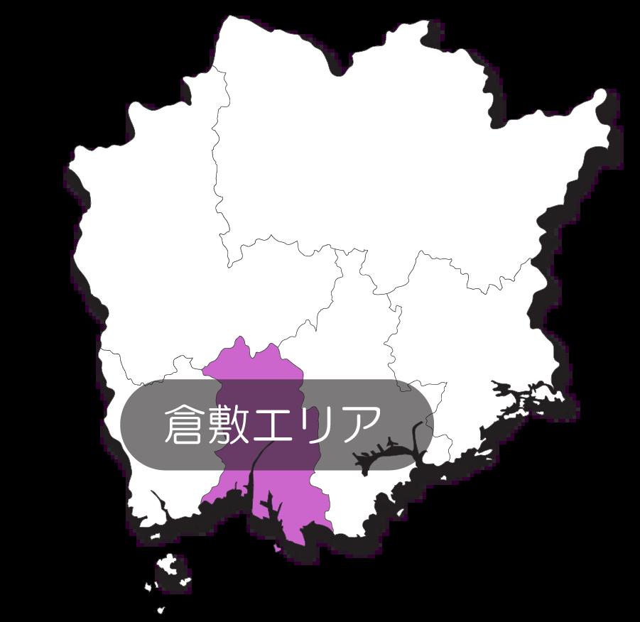 倉敷エリアマップ
